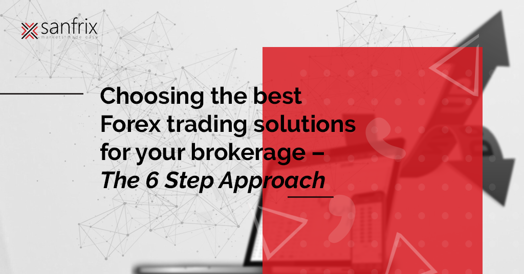 forex trading platform for brokerage